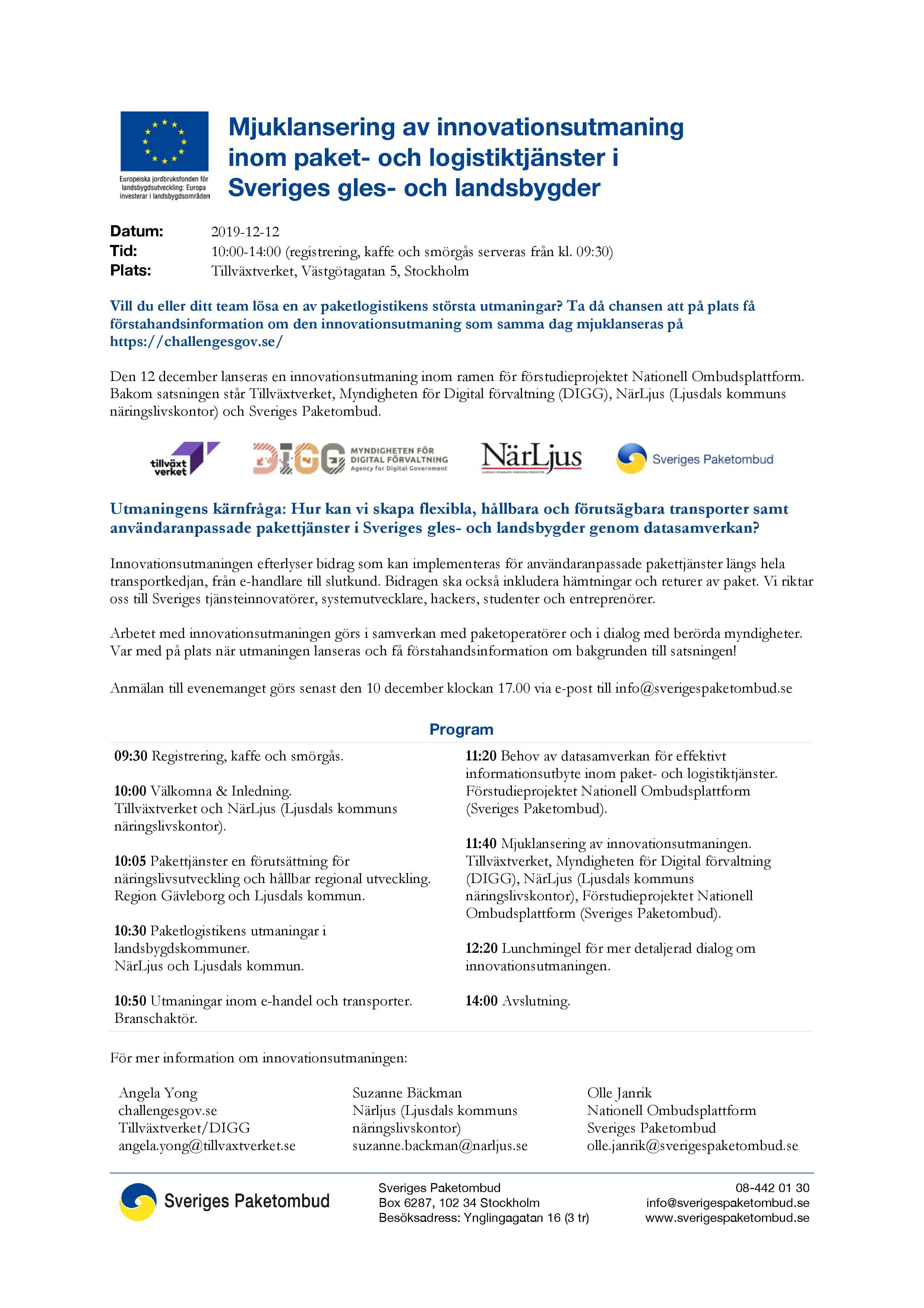 PRM Innovationsutmaning